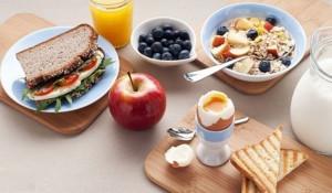 Завтрак австралийской диеты